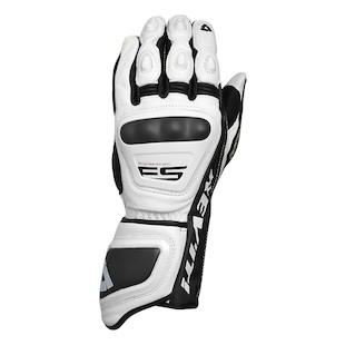 REV'IT! Jerez Gloves White / LG [Demo]