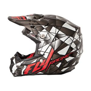 Fly Racing Formula Facet Helmet