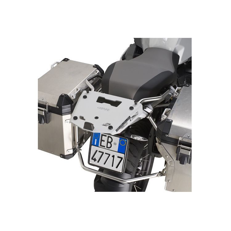 Givi SRA5112 Aluminum Top Case Rack BMW R1200GS Adventure 2014-2018