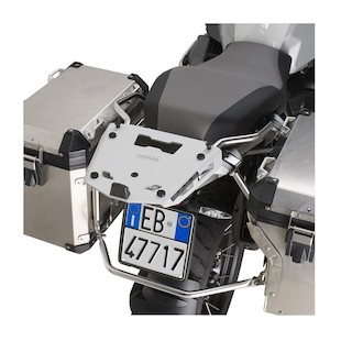 Givi SRA5112 Aluminum Top Case Rack BMW R1200GS Adventure 2014-2015