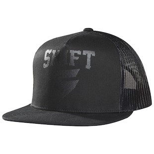 Shift Washout Snapback Mesh Hat