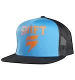 Shift Washout Snapback Mesh Hat