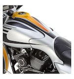 Arlen Ness Winged Gas Tank Extension For Harley Touring 2009-2013