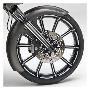 Arlen Ness Deep Cut Hot Legs Fork Lower Set For Harley
