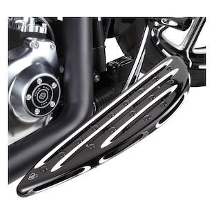 Arlen Ness Deep Cut Driver Floorboards For Harley 1984-2017