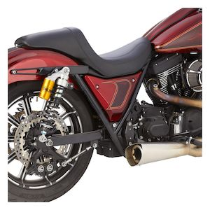 Arlen Ness Side Cover Set For Harley FXR 1982-2000