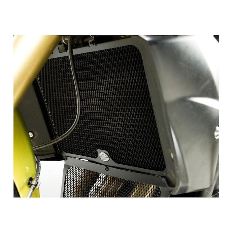 R&G Racing Radiator Guard Triumph Street Triple / R 2008-2012