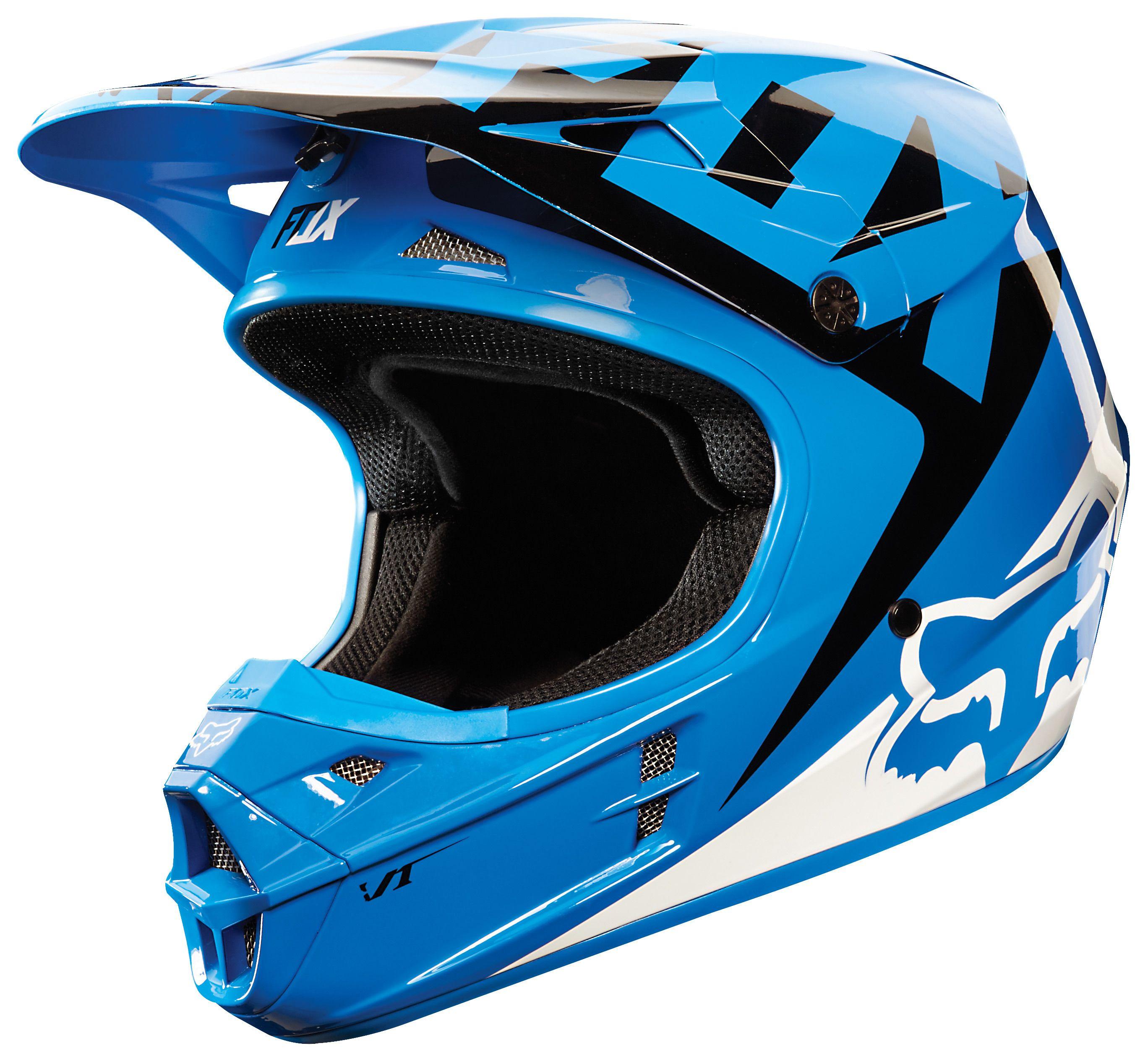 Fox Racing V1 Race Helmet 2015 Revzilla