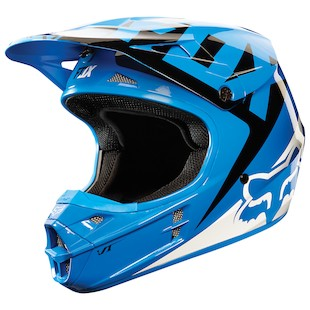 Fox Racing V1 Race Helmet (Size SM & 2XL Only)