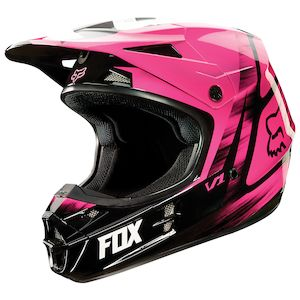 Fox Racing V1 Vandal Women's Helmet