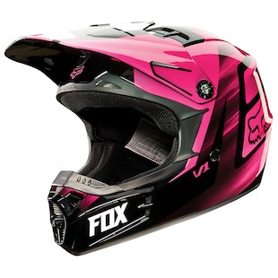 Fox Racing Girl's V1 Vandal Helmet