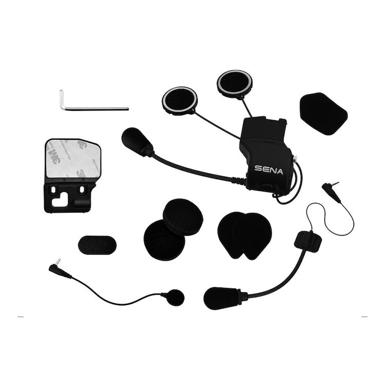 Sena 30K / 20S / EVO Universal Helmet Clamp Kit