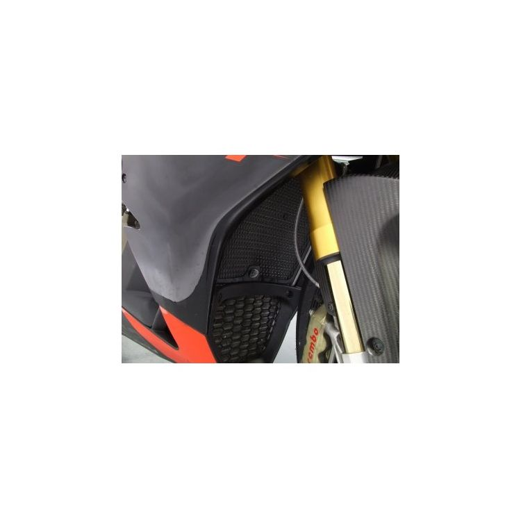 R&G Racing Radiator Guard Aprilia RSV4 / R / Factory / APRC