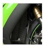R&G Racing Radiator Guard Kawasaki ZX6R 2007-2012