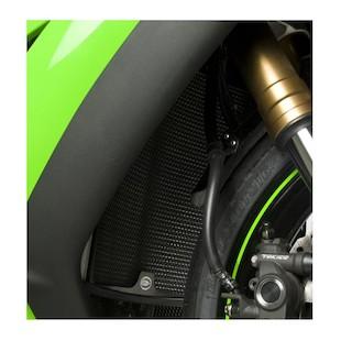 R&G Racing Radiator Guard Kawasaki Concours / ZX14R