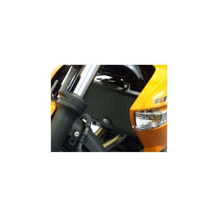 R&G Racing Radiator Guard Kawasaki Ninja 650 / R / Versys 650 / ER6n
