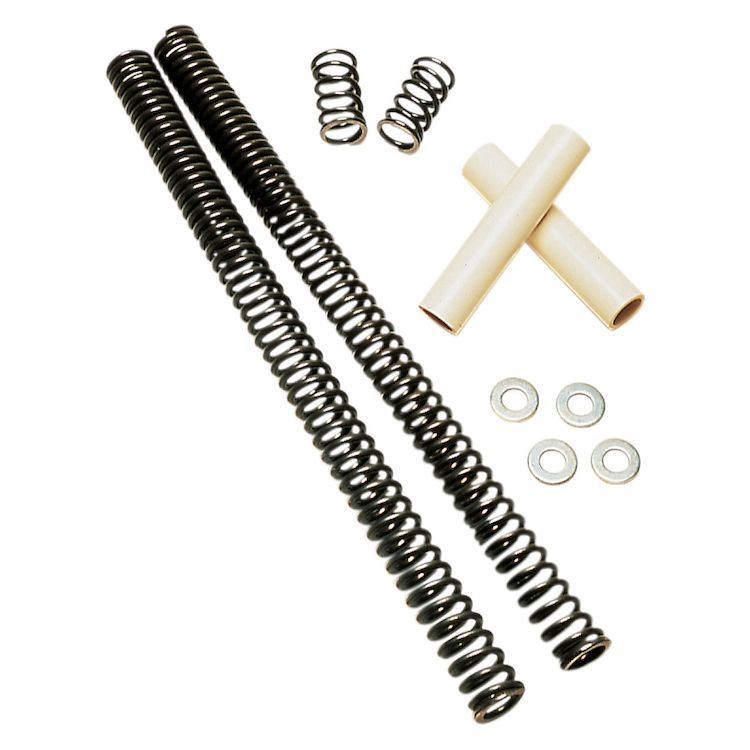 Progressive Fork Lowering Kit For Triumph Bonneville 2001 2016 10