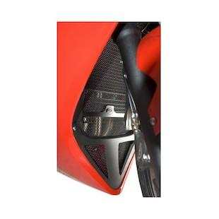 R&G Racing Radiator / Oil Cooler Guard Triumph Sprint GT / ST