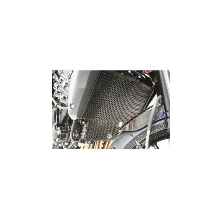 R&G Racing Radiator / Oil Cooler Guard Triumph Speed Triple 2010