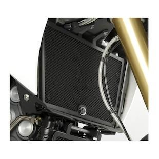 R&G Racing Radiator Guard Aprilia Dorsoduro 1200 2011-2013