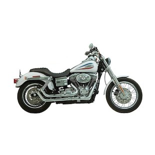Santee Skirt Blower Pipes By Paul Yaffe For Harley Dyna 2012-2014