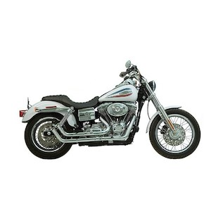 Santee Skirt Blower Pipes By Paul Yaffe For Harley Dyna 2006-2011