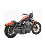 Santee Holeshot Pipes For Harley Sportster 2004-2013