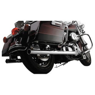 Santee Drag Pipes For Harley Touring 1985-2006