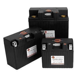 Shorai LFX Lithium Battery [Previously Installed]