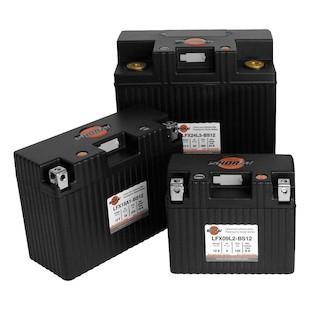 Shorai LFX Lithium Battery LFX18A1-BS12... [Previously Installed]