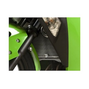 R&G Racing Radiator Guard Kawasaki Ninja 250R / 300
