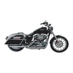Cycle Visions Bagster Saddlebag Mount For Harley Sportster 2004-2013
