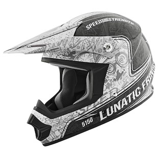 Speed and Strength SS2400 Lunatic Fringe Helmet