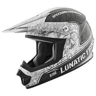 Speed and Strength SS2400 Lunatic Fringe Helmet