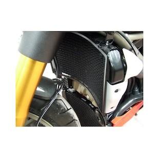 R&G Racing Radiator / Oil Cooler Guard Set Ducati Streetfighter 2009-2012