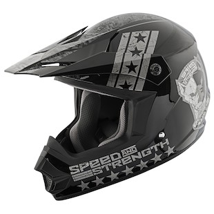 Speed and Strength SS2400 Dogs Of War Helmet