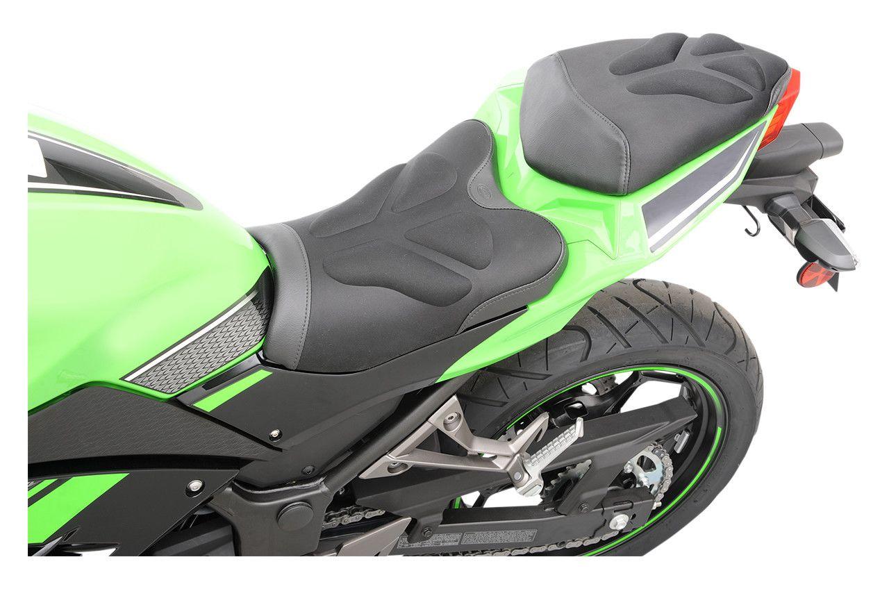 Kawasaki Ninja Gel Seat Review