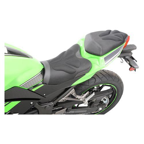 Saddlemen Gel Channel Tech Seat Kawasaki Ninja 300 2013