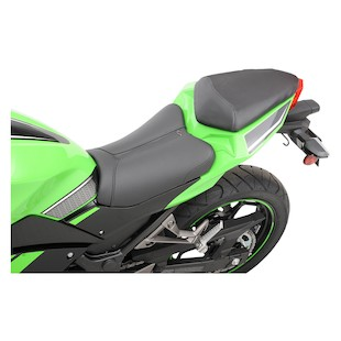 Saddlemen Gel-Channel Track-CF Seat Kawasaki Ninja 300 2013-2014
