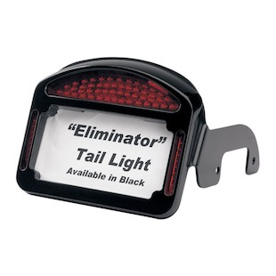 Cycle Visions Eliminator Taillight For Harley Touring 1999-2008