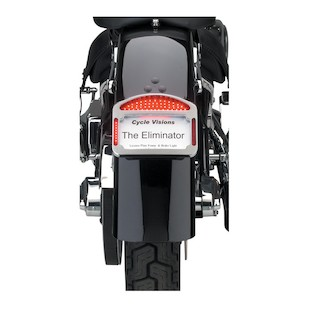 Cycle Visions Eliminator Taillight For Harley Softail Fat