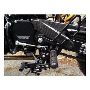 Woodcraft Rearset Kit Honda Grom 2014-2015