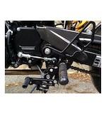 Woodcraft Complete Rearset Kit Honda Grom 2014