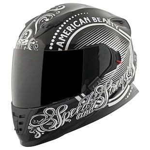 Speed and Strength SS1600 American Beauty Women's Helmet
