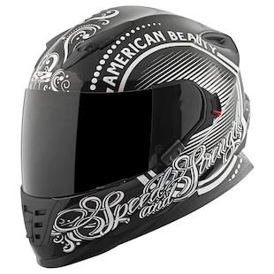 Speed and Strength SS1600 American Beauty Women's Helmet