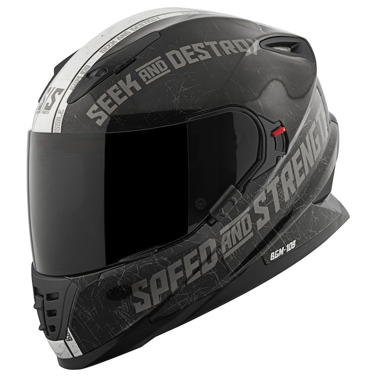Speed And Strength Ss1600 Cruise Missile Helmet Revzilla