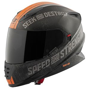 Speed and Strength SS1600 Cruise Missile Helmet (SM)