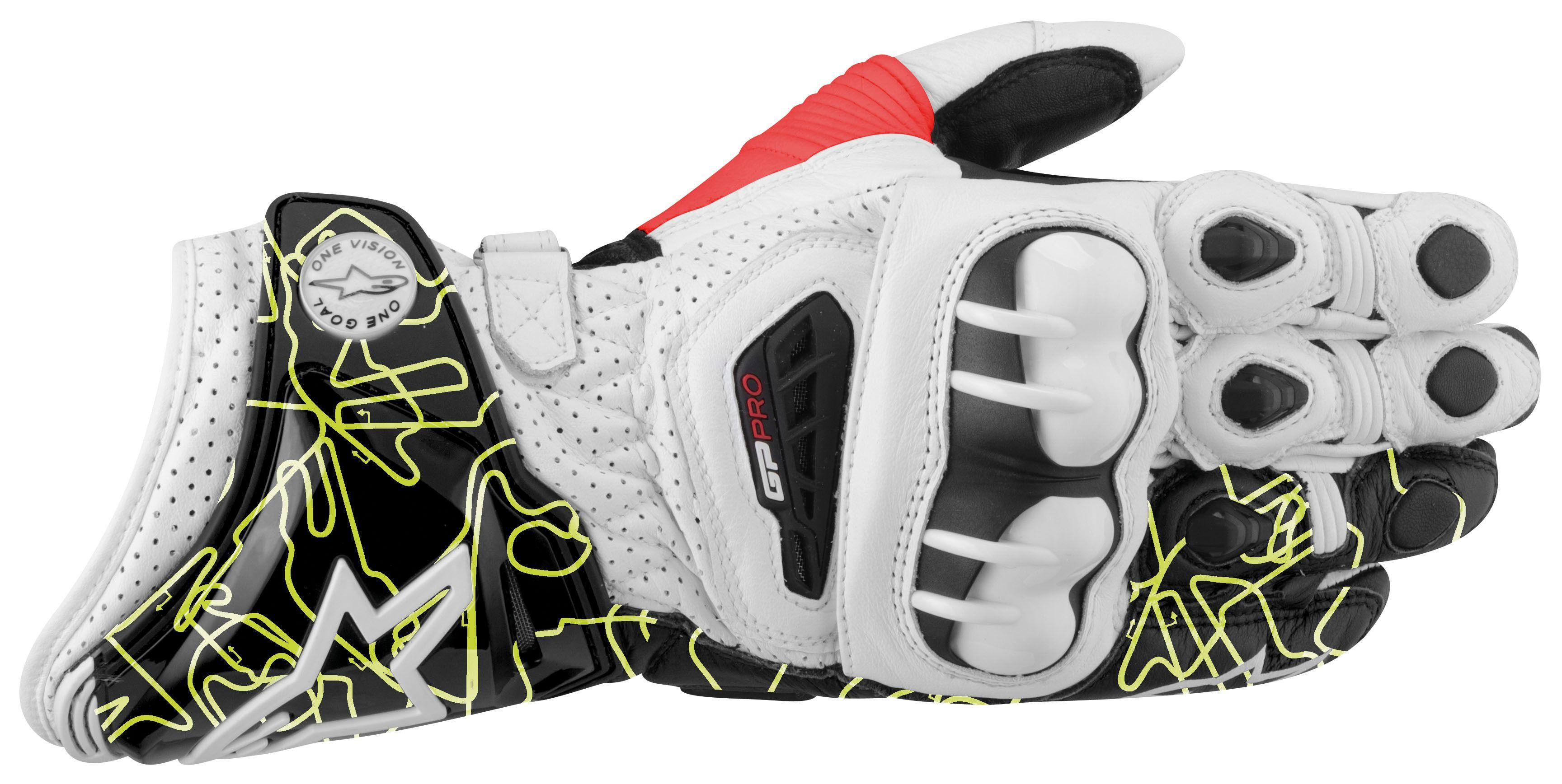 Motorcycle gloves external seams - Motorcycle Gloves External Seams 27