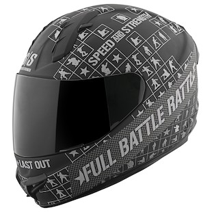Speed and Strength SS1400 Full Battle Rattle Helmet