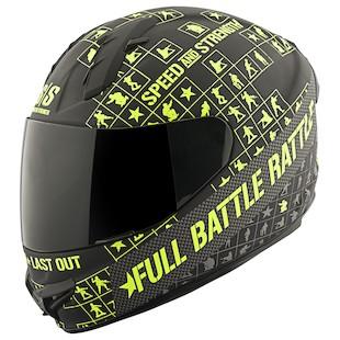 Speed and Strength SS1400 Full Battle Rattle Helmet